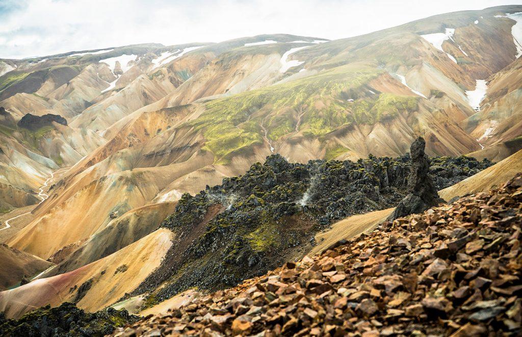 Landmannalaugar hiking tour with Arctic Adventures